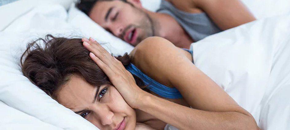 Sleepless nights parents