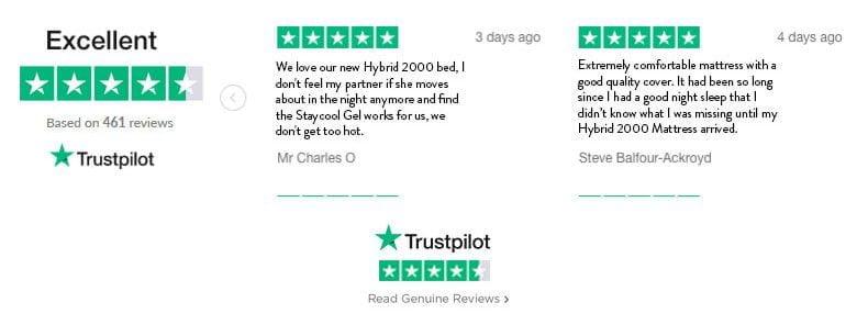 Hybrid 2000 Reviews