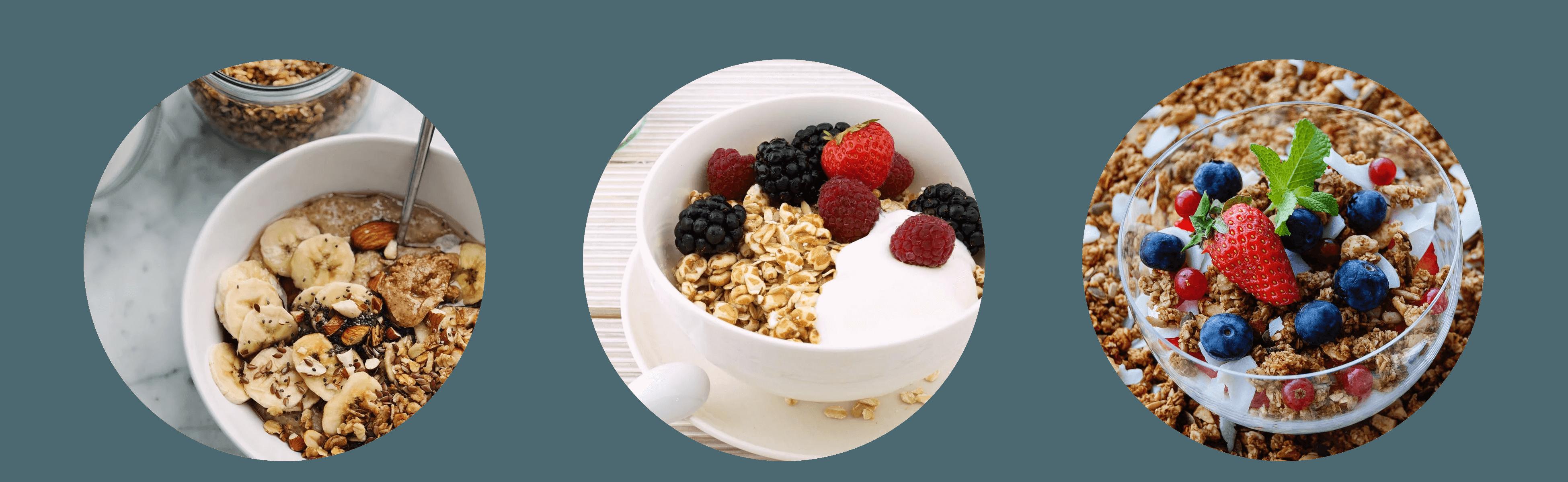Granola Yogurt Pot